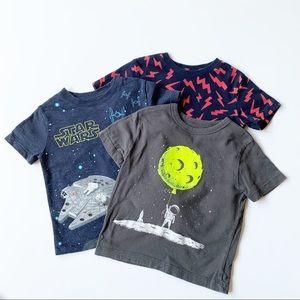 Baby Gap T-Shirts Set of 3